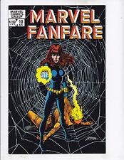 Marvel Fanfare , Black Widow #1-3 Set