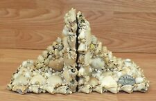 Unbranded Multi Styled Beach Themed Shells Decorative Collectible Book Ends
