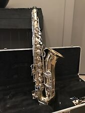Selmer Bundy II Tenor Saxophone W/case And A Bunch Of Extras