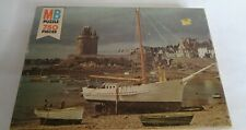 Brittany Coast France Stone Castle Fortress Jigsaw 750 Vintage USA 1979 New