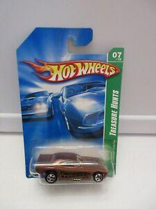 2008 Hot Wheels Treasure Hunt Dodge Challenger Funny Car