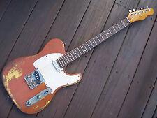 Relic tele distressed guitar - no reserve