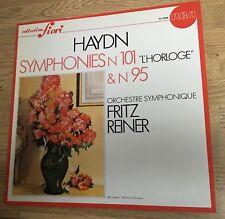 LP HAYDN Fritz Reiner Symphonies N°101 L'horloge n°95 NM *