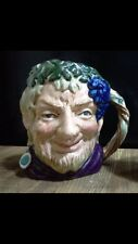 Royal Doulton small Toby Mug - Bacchus
