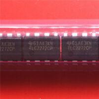 5PCS TLC2272CP TI IC OPAMP GP 2.25MHZ RRO 8DIP NEW good quality