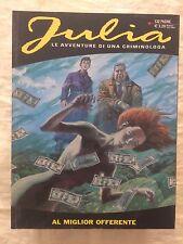 JULIA le avventure di una criminologa n. 128 - FUMETTO Sergio Bonelli