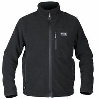 Magnum Polaris Fleece Lined Jacket Black
