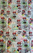 Minnie Mouse -Quilting fabric