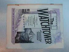 THE WATCHTOWER OCTOBER 15 1955