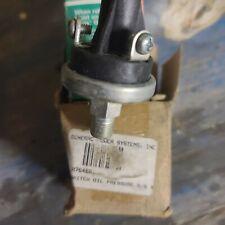 Generac OEM NEW G076466 oil pressure or low fuel pressure switch 076466