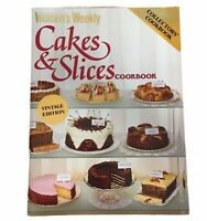 AWW Cakes & Slices Cookbook - Vintage Edition - The Australian Womens Weekly
