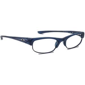 Oakley Eyeglasses 11-807 Yardstick 4.0 Matte Blue Wrap Frame 49[]15 135