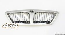 For Kia Sorento 2003 - 2009 Silver & Chrome Grill - Type B - Tomato A&P