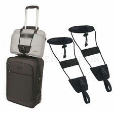 2Pcs Adjustable Travel Luggage Suitcase Belt Add A Bag Strap Easy Baggage Tie