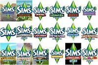 The Sims 3 Expansions Stuff Packs Origin Game Key (PC/MAC) - Region Free - NO CD