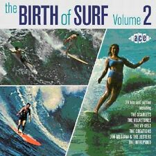 Various Artists - Birth of Surf 2 / Various [New CD] UK - Import