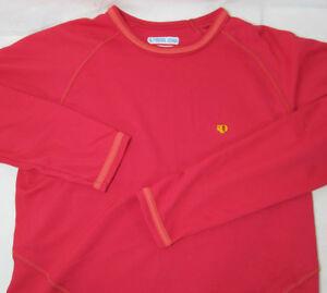 Pearl Izumi Base Layer Cycling Shirt Womens Size XS or Girls Large Long Sleeve