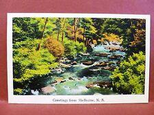 Postcard Canada Nova Scotia Shelburne Greetings from Shelburne