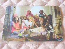 (ver. Group) f(x) FX 2nd Album Pink Tape Rum Pum Pum Pum Photocard SM K-POP