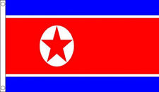3' x 2' North Korea Flag Northern Korean Country Flags Banner