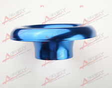 """4"""" UNIVERSAL VELOCITY STACK FOR COLD/RAM ENGINE AIR INTAKE/TURBO HORN BLUE"""