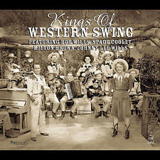 Various Artists - Kings of Western Swing CD 2004 Good Condition