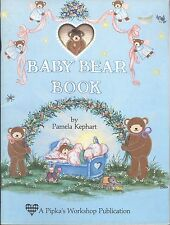Baby Bear Book Tole Decorative Painting Book Pamela Kephart Scrapbook Paper Doll