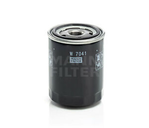 Oil Filter Mann Filter For: Nissan: 100 NX, 200 Sz And Zx, 300 Zx, Almera I
