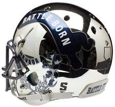 NEVADA WOLF PACK NCAA Schutt XP Full Size REPLICA Football Helmet