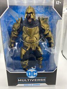 McFarlane Toys DC Universe Injustice 2 Gorilla Grodd Action Figure - 15357-6
