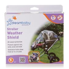 New Dreambaby Stroller Weather Shield Free Shipping