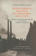 Physico-Chemical Behaviour of Atmospheric Pollutants: Proceedings of the Second