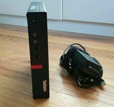 LENOVO !SSD! M710Q TINY   I5-7500T 2.70GHZ   250GB SSD! 8GB RAM - Win10Pro