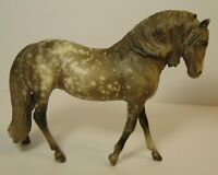 Old Vintage 1979 Breyer Horse Andalusian Mare Dapple Grey #3060 Part of Family