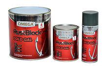 Omega Rustblock - Cold Gal - Zinc Rich Primer