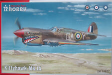 SPECIAL Hobby 1/72 CURTISS SH72377 KITTYHAWK Mk I a (P-40E) kit modello