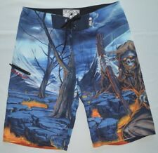 Men's Metal Mulisha Board Shorts Swim