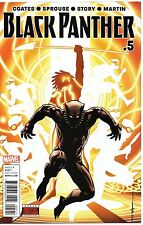 Black Panther #5 (NM)`16 Coates/ Sprouse