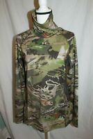 Under Armour Women's Mid Season Cozy Neck Hunting Scent Control MSRP $65 NEW