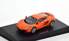 1:43 AUTOart McLaren MP4-12C 2011 orange
