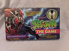 New Vintage SEALED 1995 Spawn The Game Board Game from Pressman Toy Image Comics