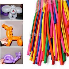 200pcs Long Balloon Mixed Color Magic Animal Making Party DIY Decoration US