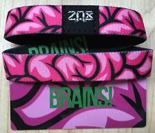 ZOX Straps New Unworn Secret Stash BRAINS DOUBLE Intelligence Always Beautiful