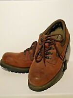 Trail Guide Men's Leather Casual Shoes Brown Mens Size 12 Gently Worn