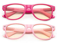 Girls Blue Light Blocking Glasses Kids TV Gaming Computer Phone UV 100%