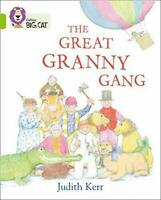 Great Granny Gang by Judith Kerr New Paperback Book I404