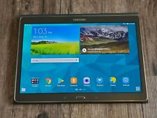 Samsung Galaxy Tab S SM-T800 16GB WiFi - 10/10 screen - tested, working & reset