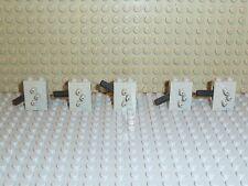 LEGO® Technic Pneumatic 5x Kippschalter in alt hellgrau 4694c01 8868 8462 K243