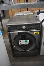 "Kenmore 91983 29"" Metallic Silver Front Load Smart Gas Dryer Nob #29634 Hrt"