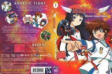 Battle Doll Angelic Layer - Vol. 1: Divine Inspiration DVD COMPLETE Case & Disc